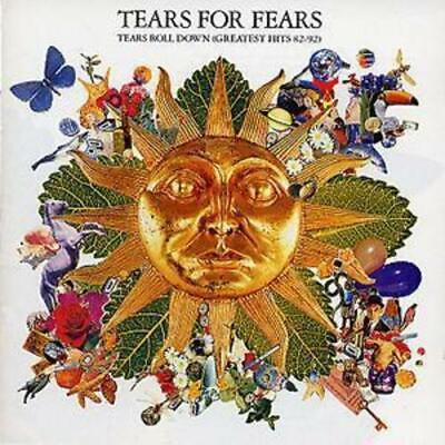 Tears For Fears : Tears Roll Down: (GREATEST HITS 82-92) CD (2004) Amazing Value • 2.32£