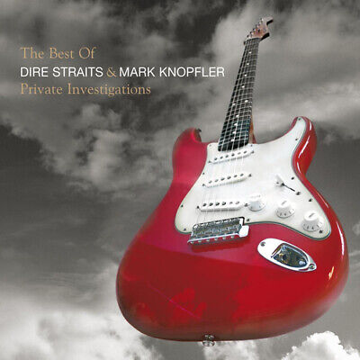 Dire Straits : Private Investigations: The Best Of CD (2005) Fast And FREE P & P • 3.24£