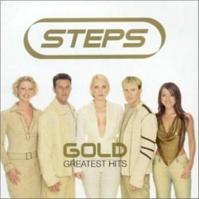 Steps : Gold: Greatest Hits CD Value Guaranteed From EBay's Biggest Seller! • 2.06£