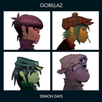 Gorillaz : Demon Days CD (2005) Value Guaranteed From EBay's Biggest Seller! • 2.08£