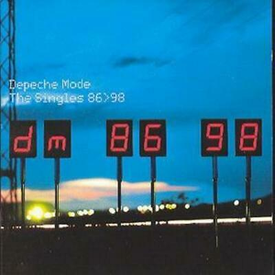 Depeche Mode : The Singles 86>98 CD 2 Discs (1998) Expertly Refurbished Product • 3£