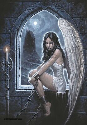 Gothic Captive Angel Large Fabric Poster / Flag 1100mm X 750mm (hr)   • 9.99£