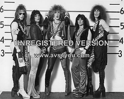 Twisted Sister 10  X 8  Photograph No 1 • 3.50£