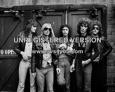 Tom Petty And The Heartbreakers 10  X 8  Photograph No 2 • 3.50£