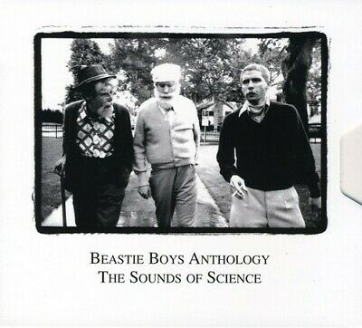 Beastie Boys : Anthology: The Sounds Of Science CD Expertly Refurbished Product • 3.98£