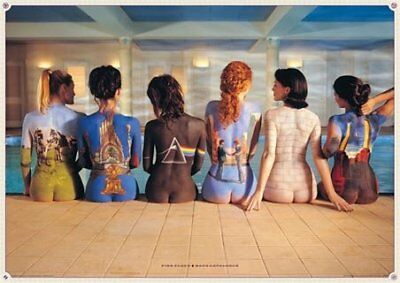 New Back Catalogue Campaign Poster Pink Floyd Poster • 12.99£