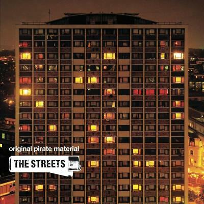 The Streets - Original Pirate Material Wall Poster Skinner 8x8  20x20  30x30  • 2.79£