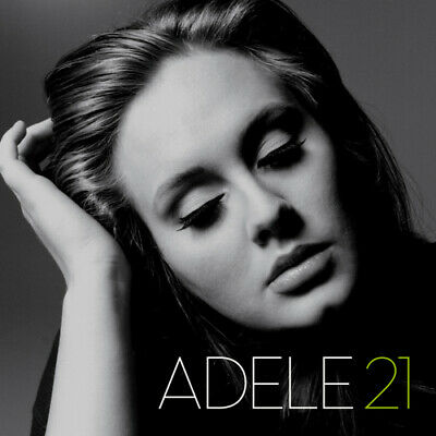 Adele : 21 CD (2011) Value Guaranteed From EBay's Biggest Seller! • 2.17£