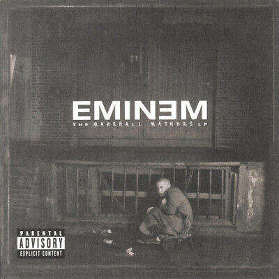 Eminem : The Marshall Mathers LP CD (2003) Highly Rated EBay Seller Great Prices • 2.18£