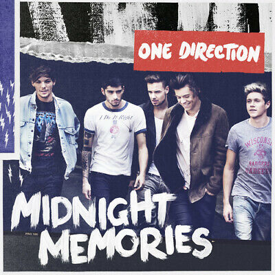 One Direction : Midnight Memories CD (2013) Incredible Value And Free Shipping! • 2.01£