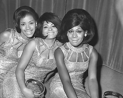 The Marvelettes 10  X 8  Photograph No 21 • 3.50£