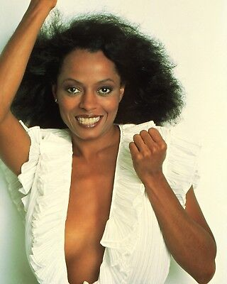 Diana Ross 10  X 8  Photograph No 63 • 3.50£