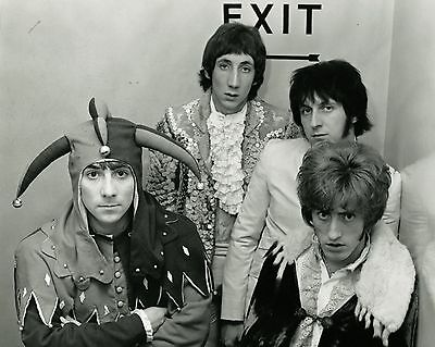 The Who 10  X 8  Photograph No 13 • 3.50£