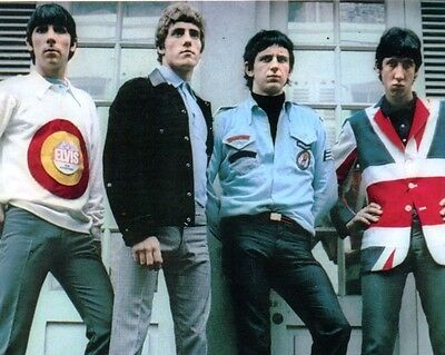 The Who 10  X 8  Photograph No 43 • 3.50£