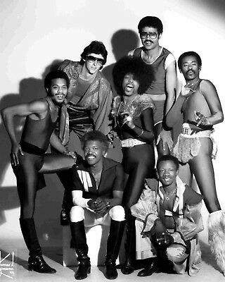 Ohio Players 10  X 8  Photograph No 2 • 3.50£