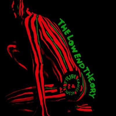 A TRIBE CALLED QUEST Wall Poster THE LOW END THEORY HIPHOP ATCQ 20X20  30X30  • 10.99£