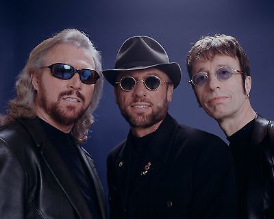 Bee Gees 10  X 8  Photograph No 17 • 3.50£