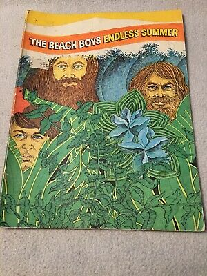 The Beach Boys And Less Summer Song Book • 11.14£