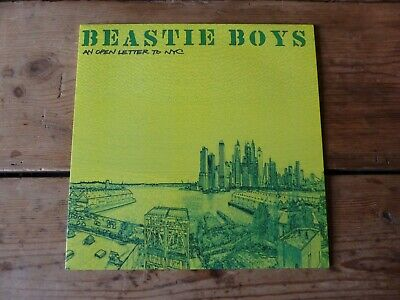 Beastie Boys - An Open Letter To NYC 12  • 12£