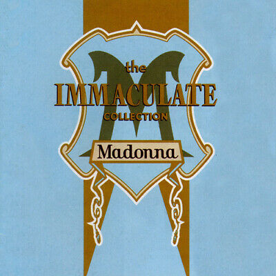 Madonna : The Immaculate Collection CD (1990) Expertly Refurbished Product • 1.80£