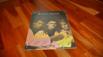 The Dream Academy Please Please Please Original Uk Sheet Music The Smiths  • 17.99£