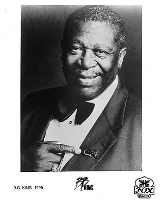 BB King 10  X 8  Photograph No 13 • 3.50£