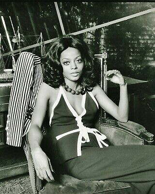 Diana Ross 10  X 8  Photograph  • 3.50£