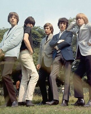 Rolling Stones 10  X 8  Photograph No 15 • 3.50£