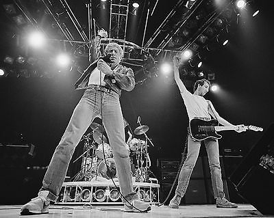 The Who 10  X 8  Photograph No 34 • 3.50£