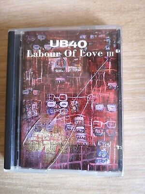 UB40 Labour Of Love 3 MiniDisc • 30£