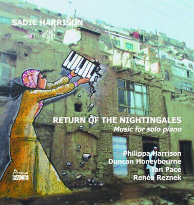 Sadie Harrison : Sadie Harrison: Return Of The Nightingales: Music For Solo • 13.25£