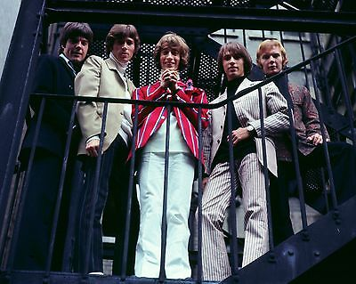 Bee Gees 10  X 8  Photograph No 24 • 3.50£
