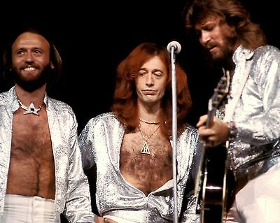 Bee Gees 10  X 8  Photograph No 42 • 3.50£