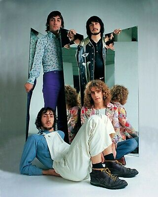 The Who 10  X 8  Photograph • 3.50£