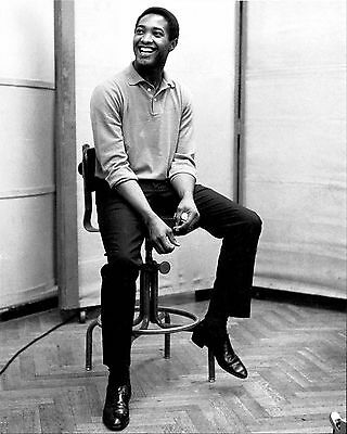 Sam Cooke 10  X 8  Photograph No 3 • 3.50£