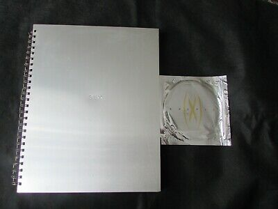 MADONNA Sex Book METAL COVER Sexual And Explicit NO COMIC CD Included #0024841 • 59.99£