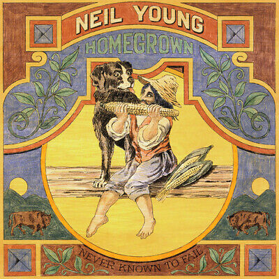 Neil Young : Homegrown VINYL 12  Album (2020) ***NEW*** FREE Shipping, Save £s • 25.52£