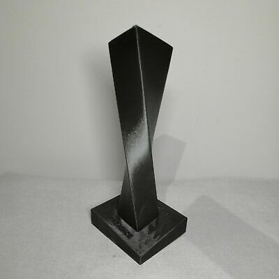 Led Zeppelin  The Object  (Presence) 3D Printed In Black • 14.99£