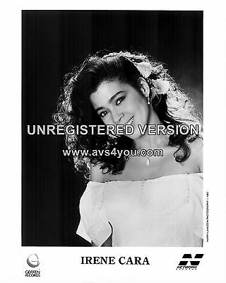 Irene Cara 10  X 8  Photograph No 1 • 3.50£