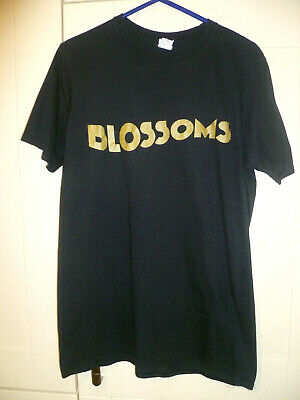 Blossoms - Original  Blossoms  Black T-shirt (m)   • 7.99£