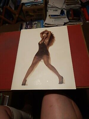 Tina Turner World Tour 1990 Programme • 5.70£