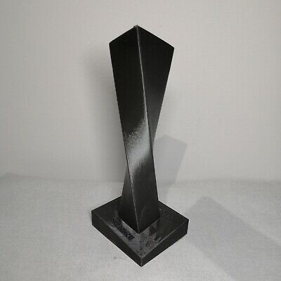 Led Zeppelin  The Object  (Presence) 3D Printed In Black • 12£