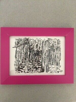 Laura Marling - Signed Photo Frame With Artwork  • 9.99£