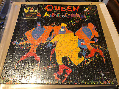 Queen A Kind Of Magic 1986 Official Jigsaw Very Rare  • 28.50£