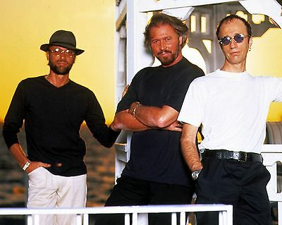 Bee Gees 10  X 8  Photograph No 14 • 3.50£