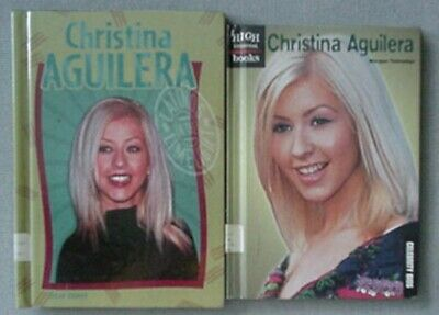 Christina Aguilera - 2 Books, 2001 • 11.44£
