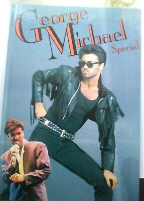 George Michael Book 1987 Special By Grand Dreams • 19.99£