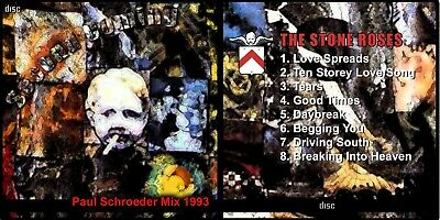 THE STONE ROSES Second Coming 3 X CD Set In The Studio, Schroeder Etc • 13.99£