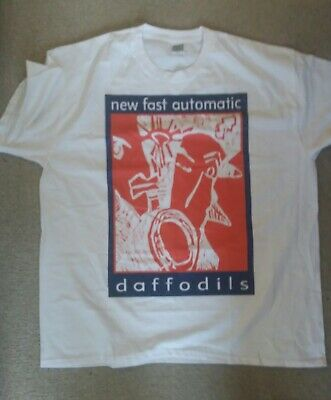 New Fast Automatic Daffodils XL T Shirt New Unworn Please See Pictures  • 15£