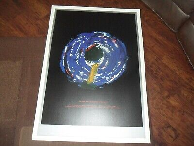 U2 Trinity Lithograph Mint Condition • 69.99£